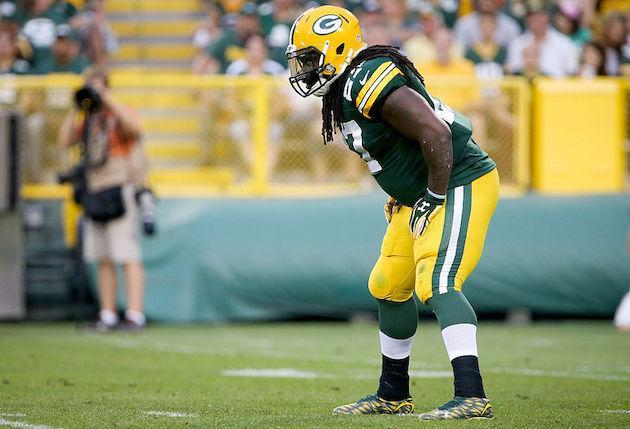 Lacy owners experienced shades of 2015 in the opener against Jacksonville. (Getty)