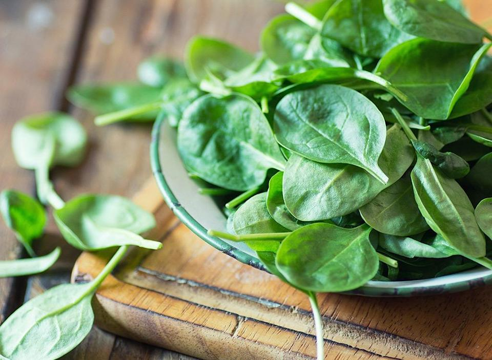 Best worst foods sleep spinach