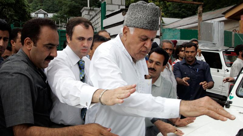 Bullet for Bullet Will Not Solve Indo-Pak Issue: Farooq Abdullah