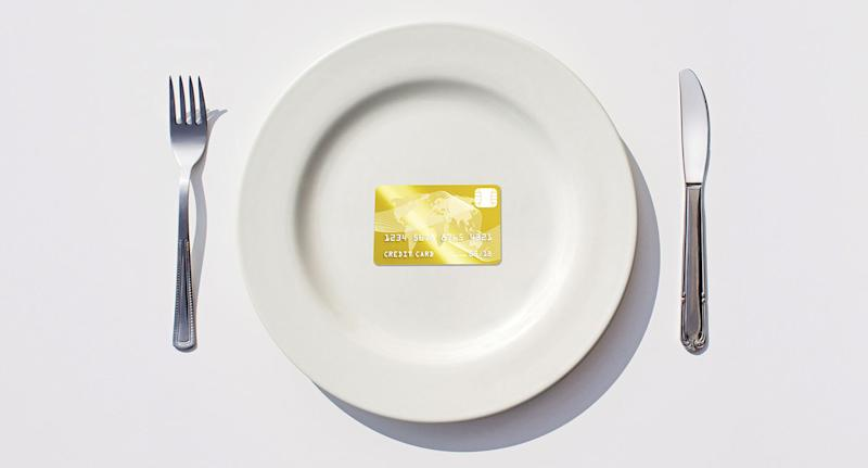 You are likely eating a credit card's worth of plastic every week. [Photo: Getty]