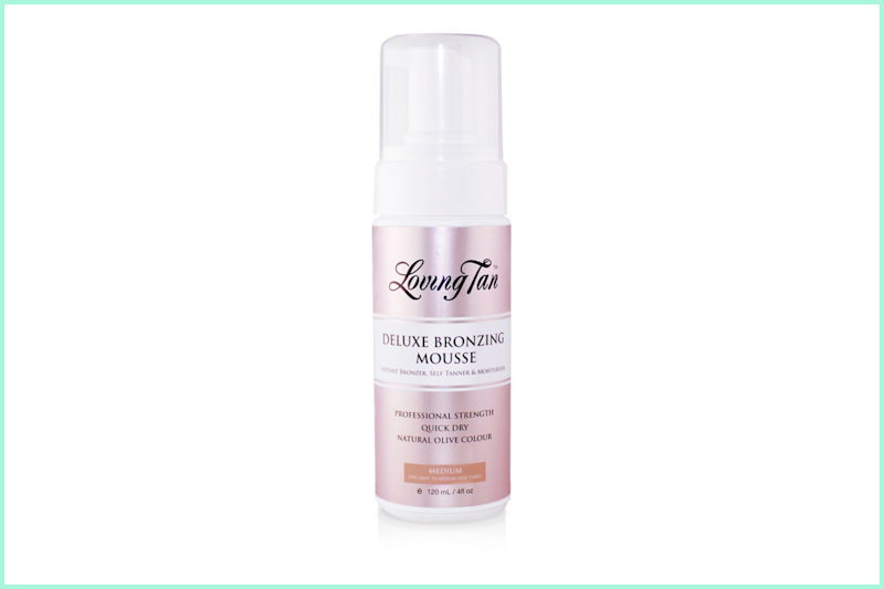 Loving Tan Deluxe Bronzing Mousse. (Photo: Ulta)