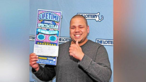 MA Man Claims $50K Lotto Prize, Discovers It's $50K Per Year