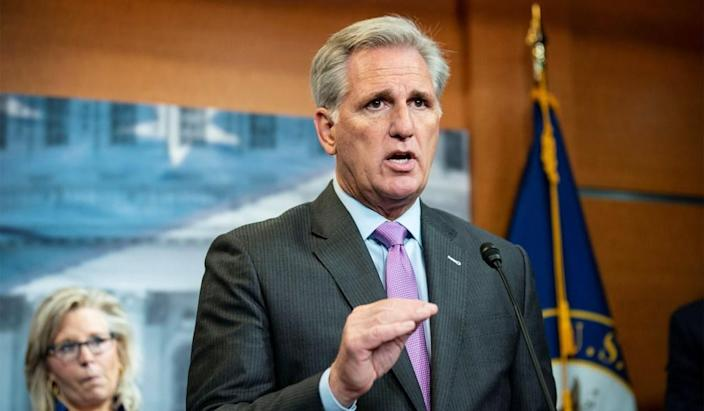 Mccarthy Confirms Gop Launching China Task Force To Examine Ccp S Covid Coverup