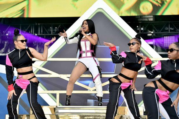 PHOTO: Cardi B performs onstage during Universal Pictures Presents The Road To F9 Concert and Trailer Drop on January 31, 2020 in Miami, Fla., Jan. 31, 2020. (Theo Wargo/Getty Images for Universal Pictures, File)