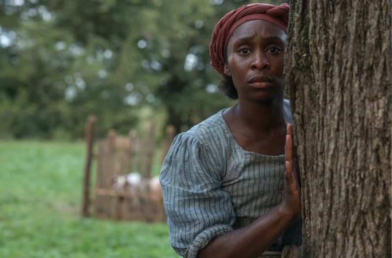 Cynthia Erivo stuns in riveting Harriet Tubman biopic trailer