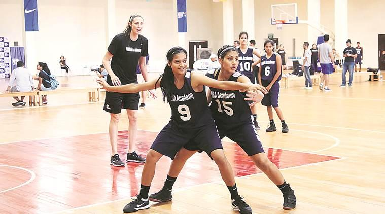 Vaishnavi Yadav, indian basketball in USA, Vaishnavi Yadav in USA, Vaishnavi Yadav wnba, Vaishnavi Yadav picked by us basketball team, indian basketball team, india basketball news, india sports news