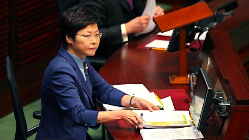 Beijing-Backed Carrie Lam Selected as Hong Kong's Next Leader
