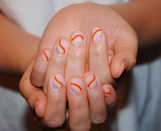 Prepare to smile every time you look at your nails.