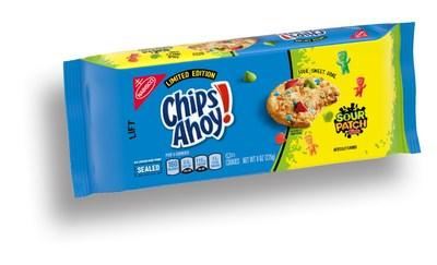 CHIPS AHOY! SOUR PATCH KIDS Inspired Limited Edition Cookies