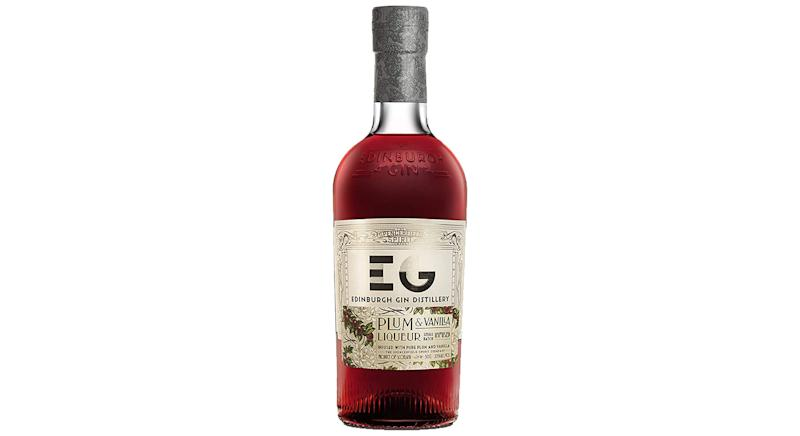 Edinburgh Gin Plum and Vanilla Gin Liqueur