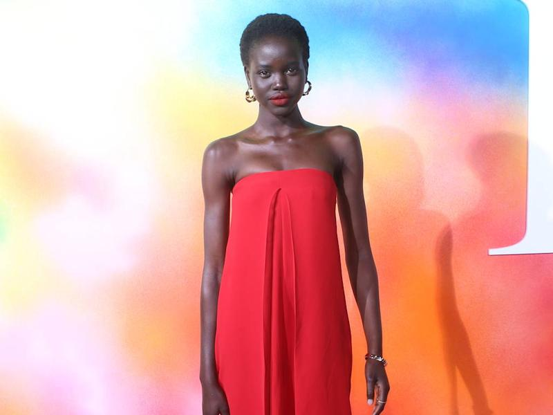 Adut Akech accuses magazine of racism as they misidentify her in spread