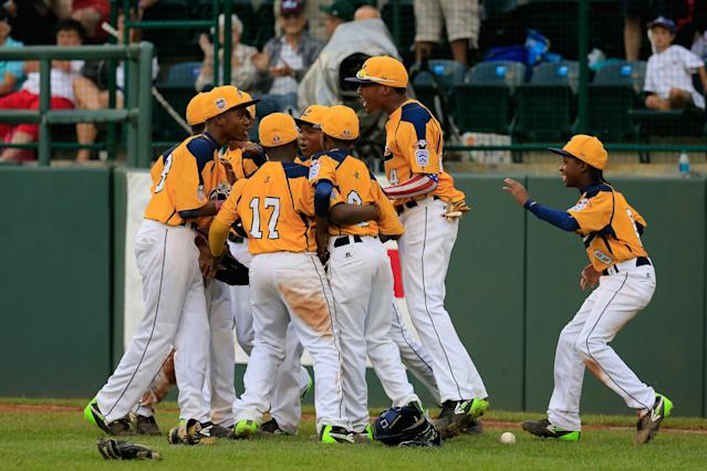 Jackie Robinson West wins United States championship, advances to LLWS finals