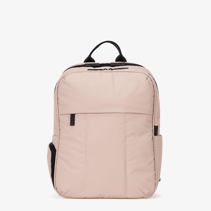 """If you have a commute to school, this is one of the best backpacks. It's comfortable, has a scratch-resistant exterior, and plenty of pockets. Taking it on the road for a weekend trip? Then you'll love the luggage sleeve and the shoe compartment. $98, Calpak. <a href=""""https://www.calpaktravel.com/products/luka-laptop-backpack/rose-quartz"""" rel=""""nofollow noopener"""" target=""""_blank"""" data-ylk=""""slk:Get it now!"""" class=""""link rapid-noclick-resp"""">Get it now!</a>"""