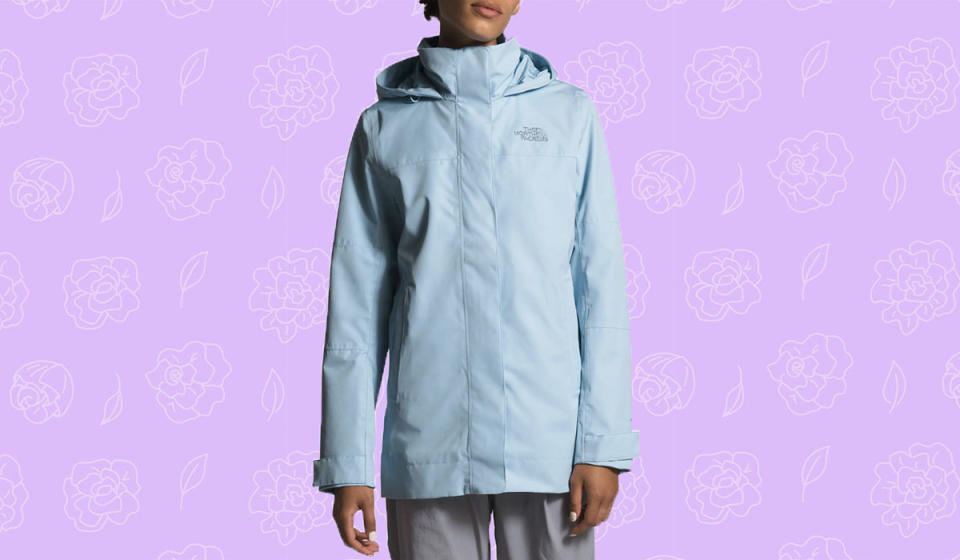 Have you ever seen a raincoat so adorable? (Photo: Nordstrom)