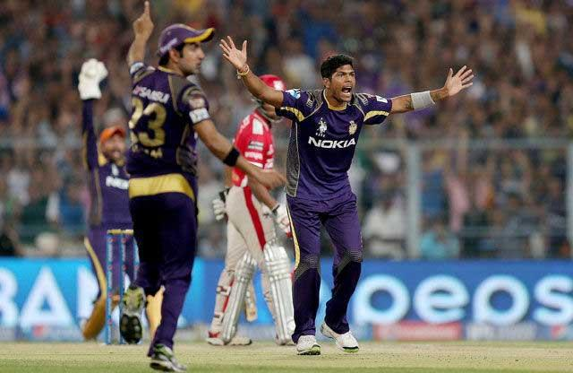 Umesh Yadav joins KKR training, likely to play against Punjab