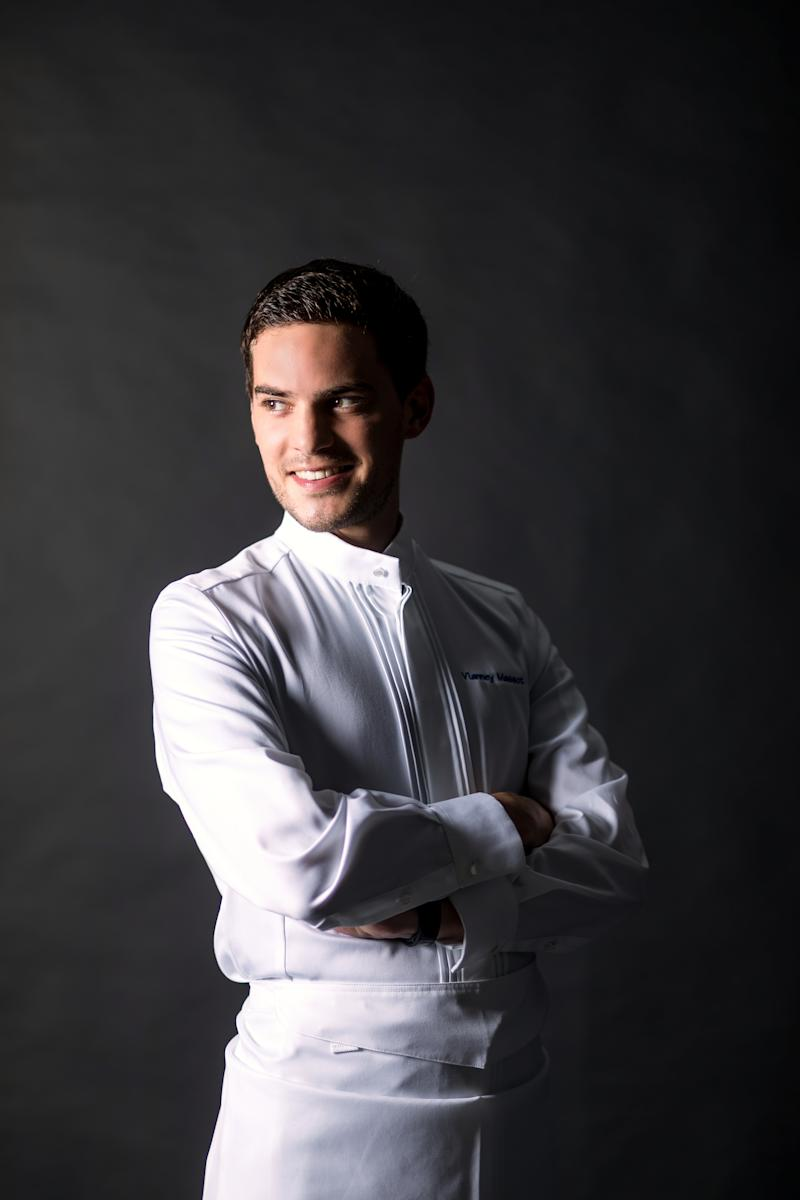 Executive Chef Vianney Massot of Restaurant Vianney Massot. (PHOTO: Restaurant Vianney Massot)