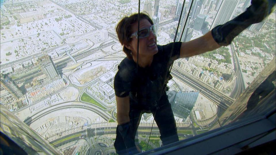 Mission: Impossible - Ghost Protocol (Credit: Paramount)