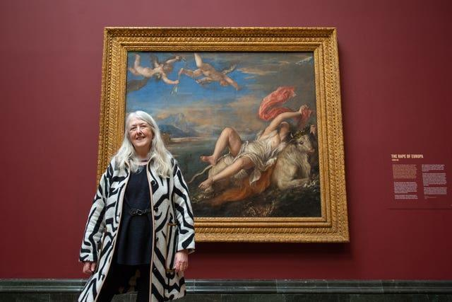 Mary Beard will front a documentary on 'forbidden art'