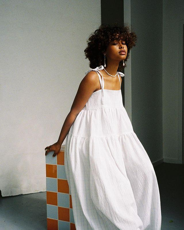 """<p>Hello dreamy white dresses! You'll find extra roomy pieces with this brand, but it also has designs with statement collars and bows that are extremely compliment worthy. </p><p><a class=""""link rapid-noclick-resp"""" href=""""https://par-moi.com/"""" rel=""""nofollow noopener"""" target=""""_blank"""" data-ylk=""""slk:SHOP NOW"""">SHOP NOW</a></p><p><a href=""""https://www.instagram.com/p/CKNtrAkHFeX/"""" rel=""""nofollow noopener"""" target=""""_blank"""" data-ylk=""""slk:See the original post on Instagram"""" class=""""link rapid-noclick-resp"""">See the original post on Instagram</a></p>"""