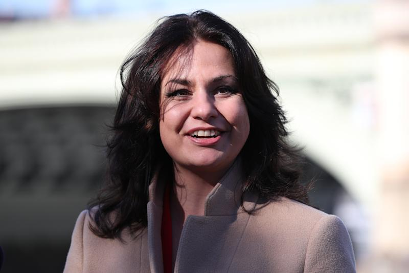"File photo dated 26/02/19 of MP Heidi Allen. The BBC has pulled the latest episode of Have I Got News For You, as the broadcaster said it would have been ""inappropriate"" for Change UK leader Heidi Allen to be a guest ahead of the European elections."