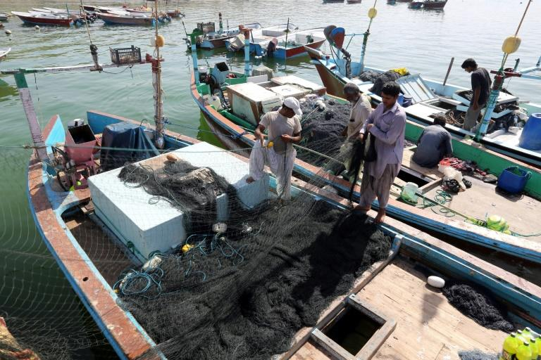 Iran says holding UAE boat after fishermen deaths