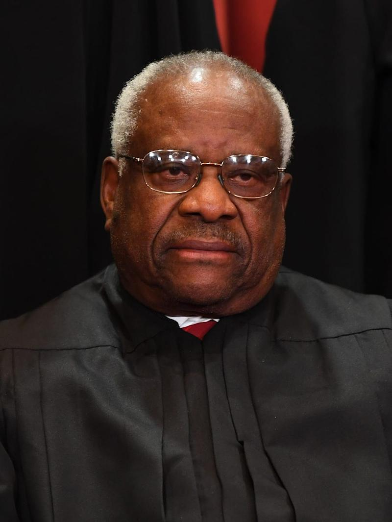 Associate Justice Clarence Thomas is leading an effort to get the Supreme Court to reconsider its doctrine of qualified immunity, which protects public officials against lawsuits.