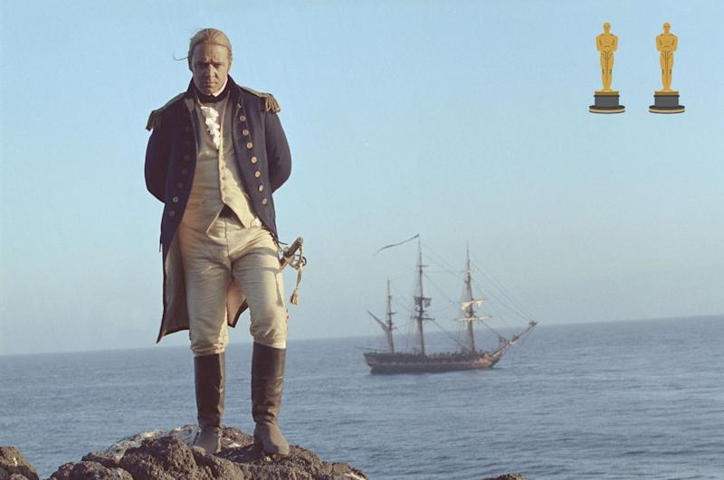 Photo credit: Master and Commander