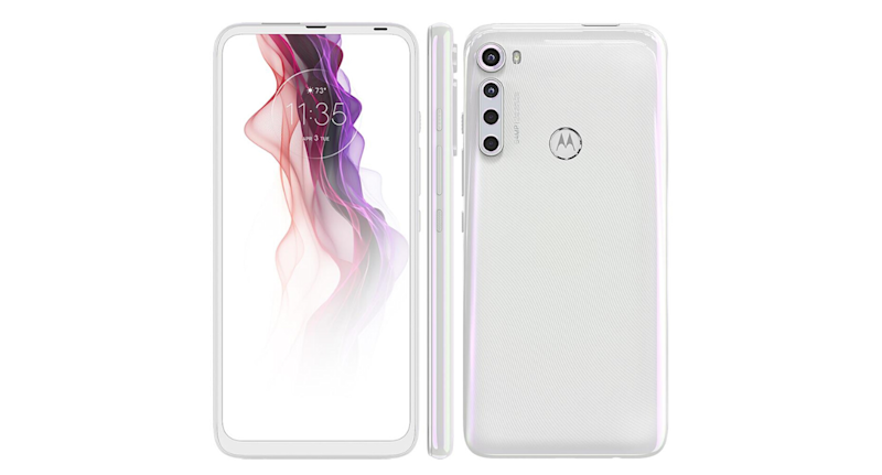 Motorola One Fusion+ Branco 128 GB