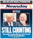 "NEWSDAY, Published in Melville, N.Y. USA (Courtesy <a href=""https://www.newseum.org/todaysfrontpages/"" rel=""nofollow noopener"" target=""_blank"" data-ylk=""slk:Newseum"" class=""link rapid-noclick-resp"">Newseum</a>)"