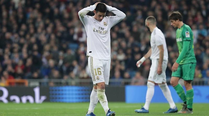 James Rodriguez Transfer News Update: Manager Zinedine Zidane Admits Colombian Might Not Feature for Real Madrid Again This Season
