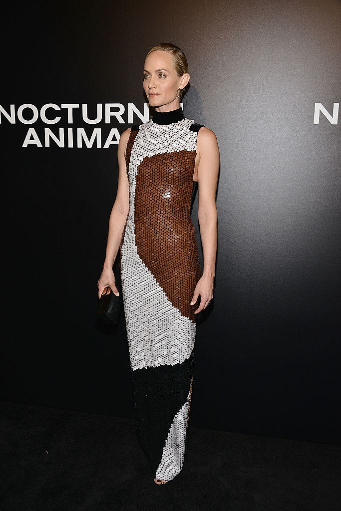 Amber Valletta attends the screening of Focus Features' 'Nocturnal Animals' (Photo: Getty Images, Araya Diaz/WireImage)