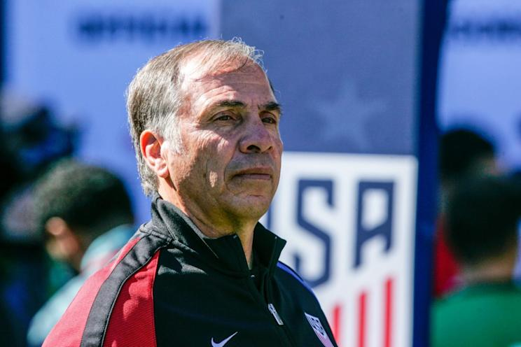 USMNT head coach Bruce Arena has revealed his roster for July's CONCACAF Gold Cup. (Getty)