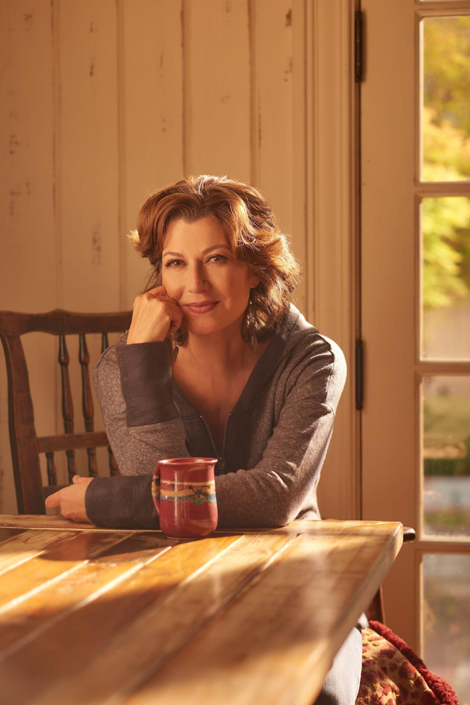 """Amy Grant's """"Heart in Motion"""" album spawned the hits """"Baby Baby,"""" """"Every Heartbeat,"""" """"Good For Me"""" and """"That's What Love is For."""""""