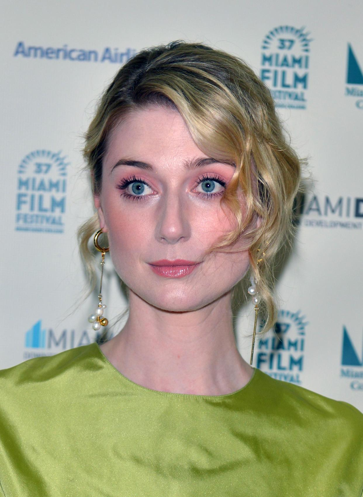 MIAMI, FL - MARCH 06:  Actress Elizabeth Debicki is seen during 37th Annual Miami Film Festival presented by Miami Dade College opening night Film, 'The Burnt Orange Heresy' at Olympia Theater At Gusman Hall on March 6, 2020 in Miami, Florida.  (Photo by Johnny Louis/Getty Images)