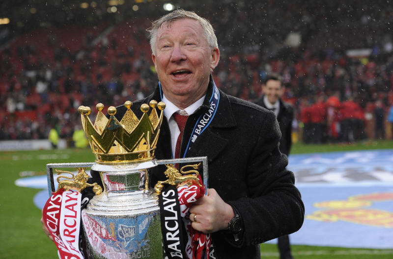 Sir Alex Ferguson won the Premier League 13 times. If the 1990 FA Cup final didn't go his way, it might have been very different. (Photo by Tom Jenkins/Getty Images)