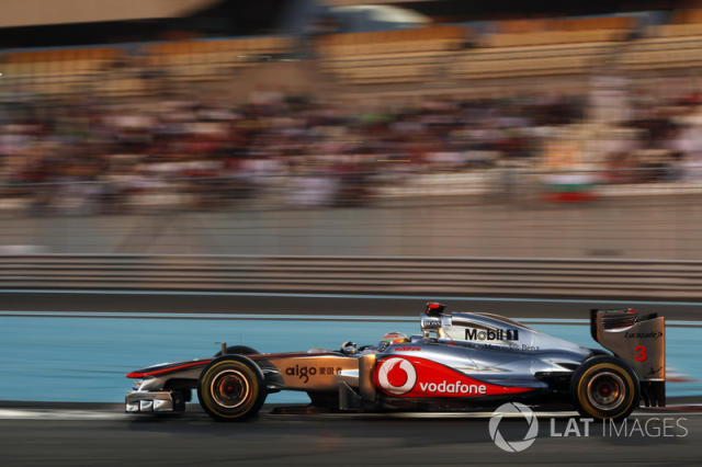 "2011: McLaren-Mercedes MP4-26 <span class=""copyright"">Andrew Ferraro / Motorsport Images</span>"