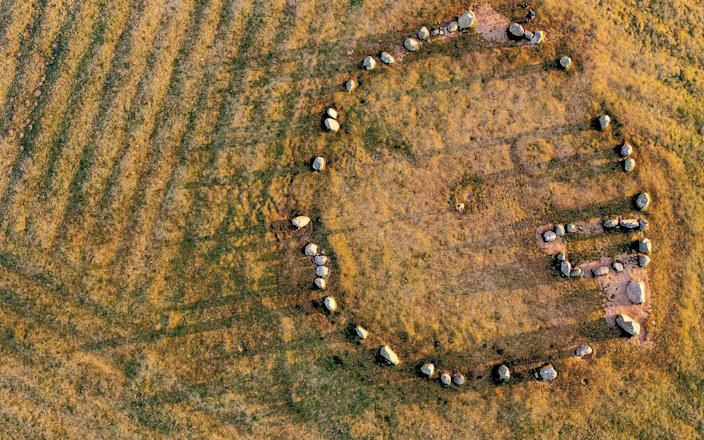 The stone circle at Castlerigg - Charlotte Graham for the Daily Telegraph