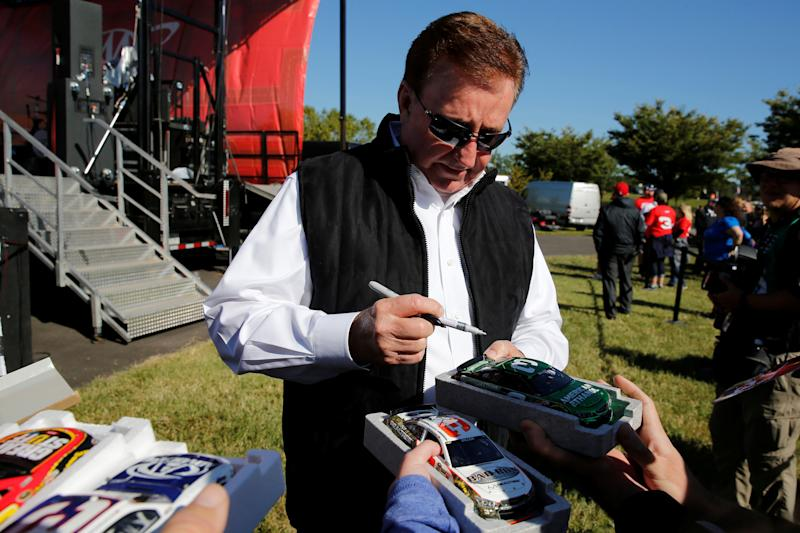 'God and 2nd Amendment' saved Richard Childress during home break