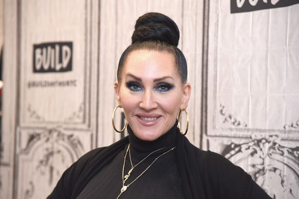 Michelle Visage has opened up about her secret health battle which she attributes to breast implant surgery [Photo: Getty]