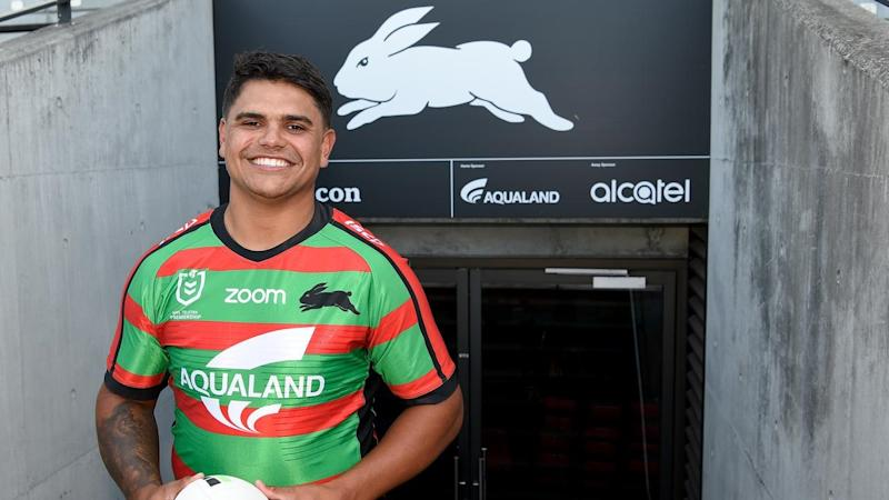 South Sydney have signed Latrell Mitchell for the 2020 NRL season with the option of a second year
