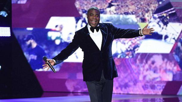 PHOTO: Host Tracy Morgan takes the stage at the 2019 ESPYs, July 10, 2019 in Los Angeles. (ABC)