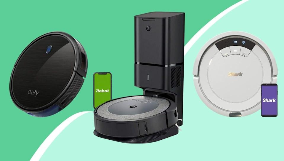 Amazon Prime Day 2021: iRobot, Shark and more great robot vacuum deals to shop for Amazon Prime Day 2021