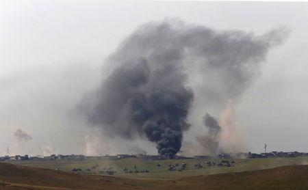 IS kills 2 in attack on Iraqi Kurdish base