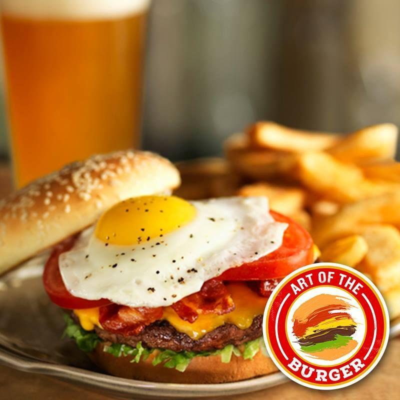"""<p>Every burger at Red Robin is pretty great, especially because they come with bottomless steak fries. The most popular is one of the most simple, but just a little decadent, options. <a href=""""https://people.com/food/best-chain-restaurant-dishes-america/?slide=5937235#5937235"""" rel=""""nofollow noopener"""" target=""""_blank"""" data-ylk=""""slk:The Royal Red Robin Burger"""" class=""""link rapid-noclick-resp"""">The Royal Red Robin Burger</a> is a perfect burger with breakfast on top: It's got salty, savory bacon and a fried egg that bursts into a buttery flavor finisher. </p>"""