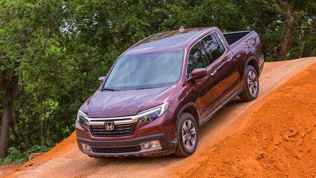 <p>With a score of 3.0%, the Honda Ridgeline is the top-ranked vehicle on this list. That means more Ridgelines make it to 200,000 miles than any other, according to iSeeCars.com. Unlike most other trucks that use a body-on-frame chassis design, the Ridgeline is based on a more car-like unibody platform. It's likely that fewer Ridgeline trucks are used for heavy-duty work than other pickups, and that could help them stay in decent shape as they rack up the miles.</p>