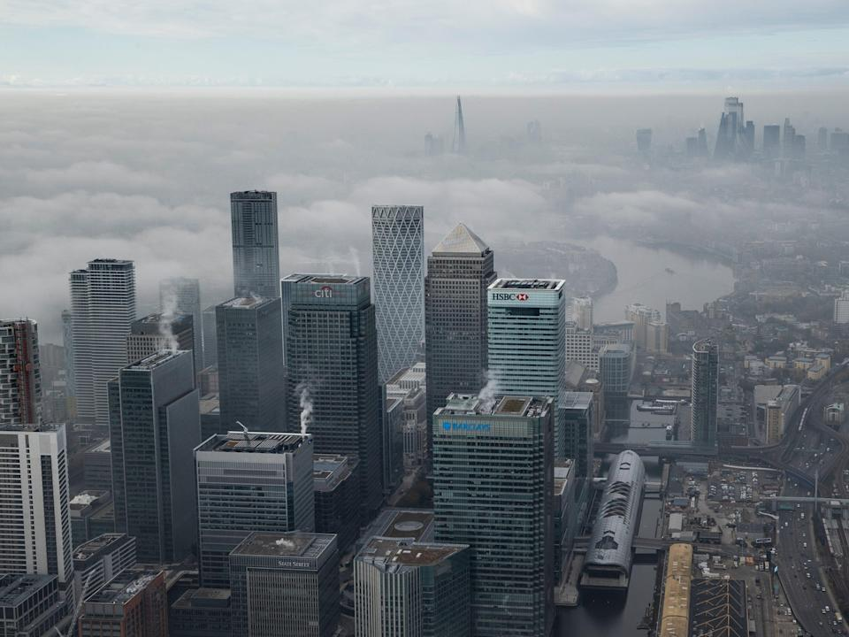 <p>So far, more than 160 firms with assets of at least $70 trillion have signed up, of which 43 are banks</p> (Getty Images)