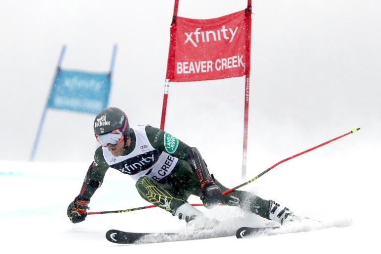 Tommy Ford of the United States clinched the first World Cup win of his career at Beaver Creek, Colorado