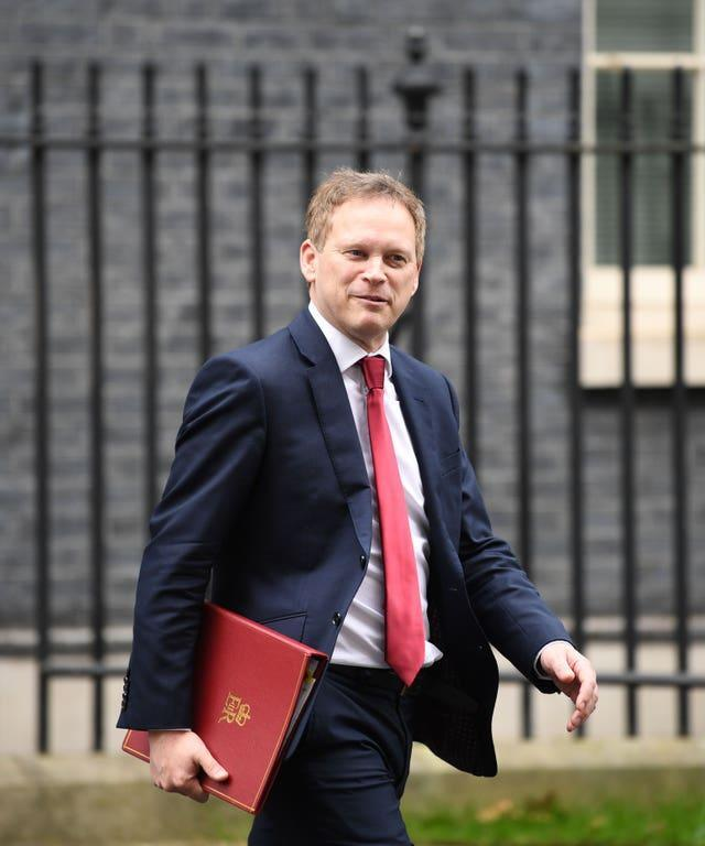 Transport Secretary Grant Shapps announced Turkey had been placed on the international travel 'red list' last Friday