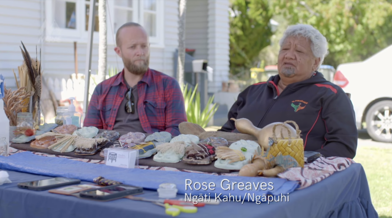 Rose Greaves received a racist letter from a neighbour, telling her she was not welcome in the neighbourhood, prior to the nationwide lockdown in New Zealand. Source: Facebook/Marae