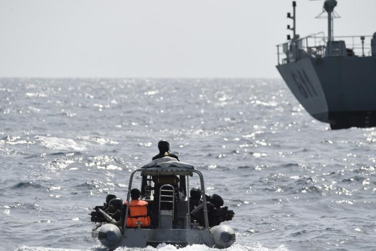The Gulf of Guinea is notorious for piracy, but nations in region have limited surveillance and maritime defence capabilities